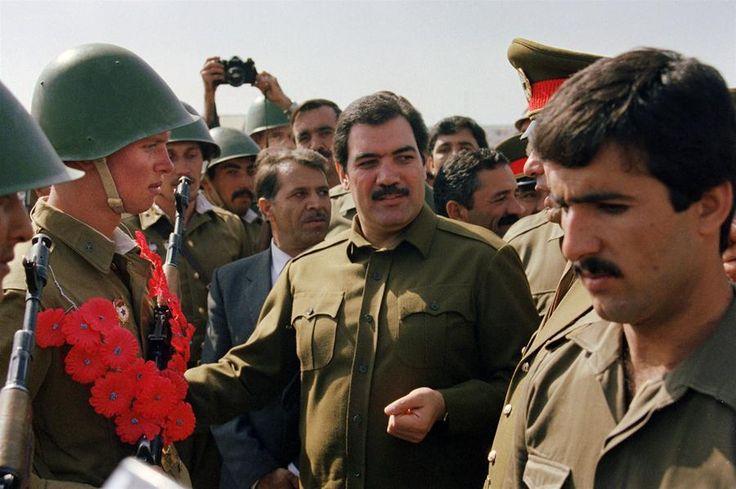 Abdur Rauf Yousafzai, TFT, 14 ottobre 2016Mohammad Najibullah, ultimo presidente della Repubblica Democratica Afghana, fu ucciso nel 1996 dai taliban. Abdur Rauf Yousafzai incontra in Pakistan chi …