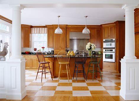 24 Best Images About Kitchen On Pinterest Oak Cabinets