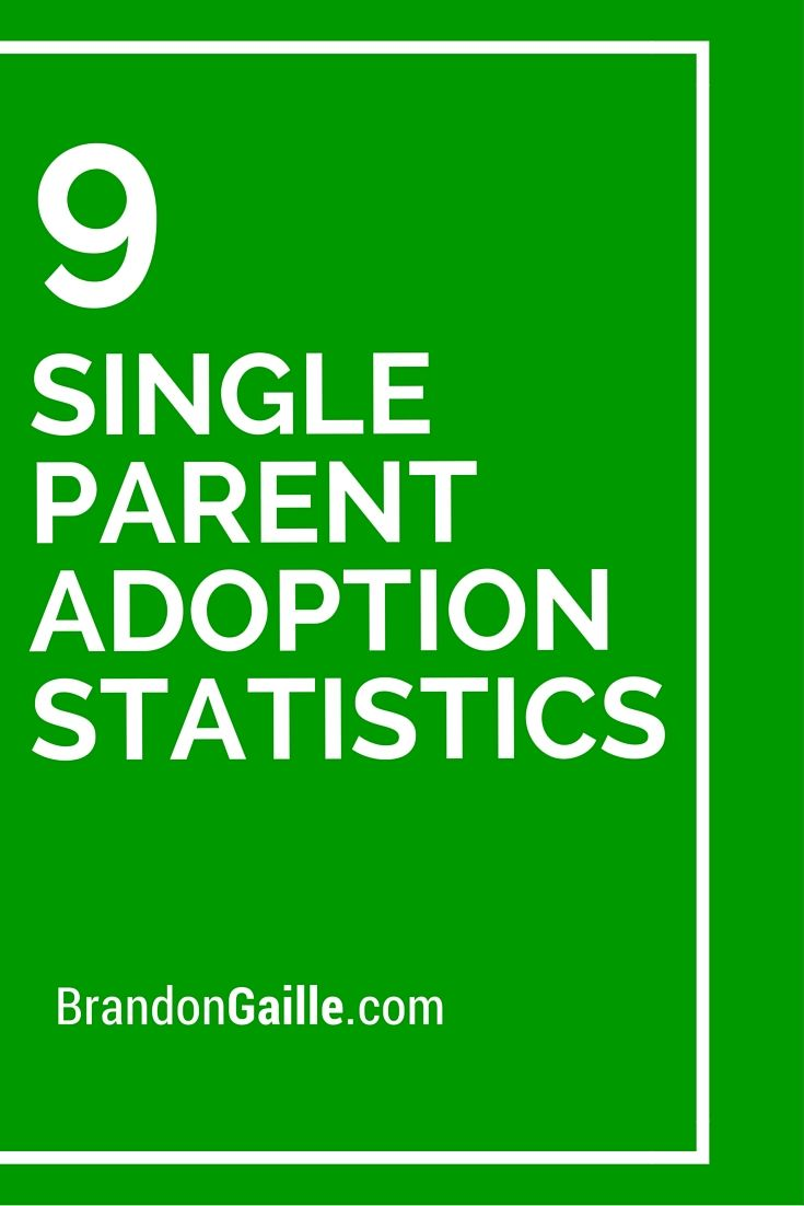 Adoption ireland single parent