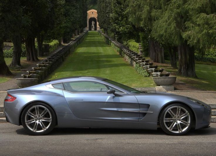 10 of the Most Expensive Sports Cars Ever Sold: Aston Martin One-77: $1.8 million