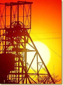 Johannesburg Gold Mine