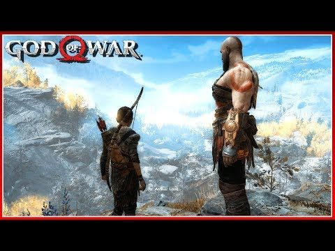 Ps4 God Of War Gameplay Walkthrough Part 2 Of The God Of War