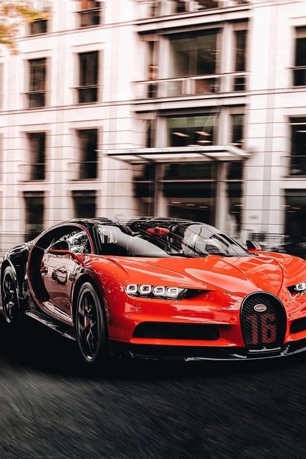 Bugatti Chiron Sport Is Lighter Sharper And Of Course Faster