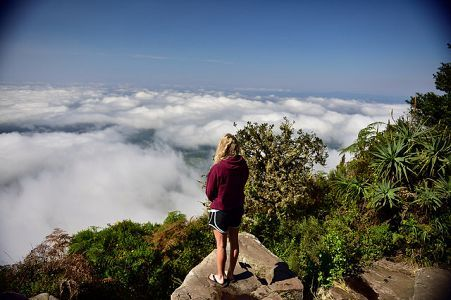 If you're looking to gain some perspective, sometimes all you need is the right vantage point. Here are some of the top views to look out from in South Africa.