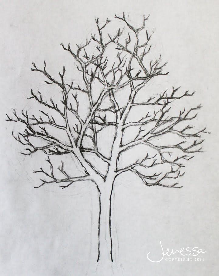 JMarieMi: How to draw a tree
