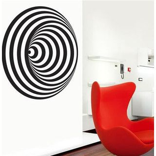 Shop for Abstract Circles Unique decor Sticker Vinyl Wall Art and more for everyday discount prices at Overstock.com - Your Online Art Gallery Store!