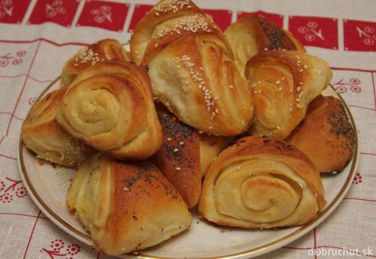 Slané juhoslovanské koláče
