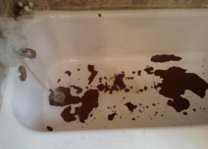 17 best ideas about clogged bathtub on pinterest unclog bathtub drain diy drain cleaning and. Black Bedroom Furniture Sets. Home Design Ideas