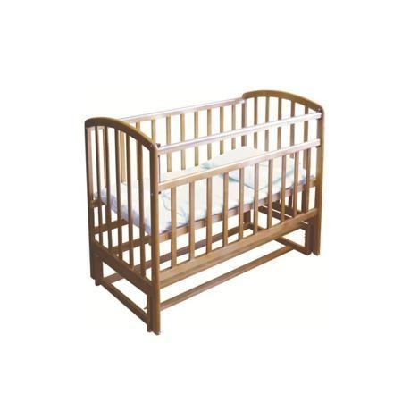 Фея Кровать детская  — 5800р. ---------------------------------- Кровать детскаямарки Фея, цвет медовый. Детская кровать ФЕЯ 312 обеспечит комфортный и здоровый сон малыша с самого рождения. Изготовлена из натуральной древесины (массив березы), безопасна и удобна в использовании. Высота дна фиксируется в двух положениях. Передняя планка опускается одной рукой. Приятная особенность этой модели - наличие беззвучного маятникового механизма продольного качания. Конструкция кроватки выполнена…
