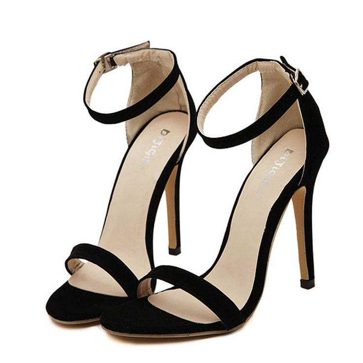$34.77 (Buy here: https://alitems.com/g/1e8d114494ebda23ff8b16525dc3e8/?i=5&ulp=https%3A%2F%2Fwww.aliexpress.com%2Fitem%2FPlus-Size-35-43-Women-Party-Sandals-Summer-Brand-Elegant-High-Heels-Sandalias-Mujer-Black-Silver%2F32669077991.html ) Plus Size 35-43 Women Party Sandals Summer Brand Elegant High Heels Sandalias Mujer Black Silver Gold Women's Dress Shoes Sandal for just $34.77