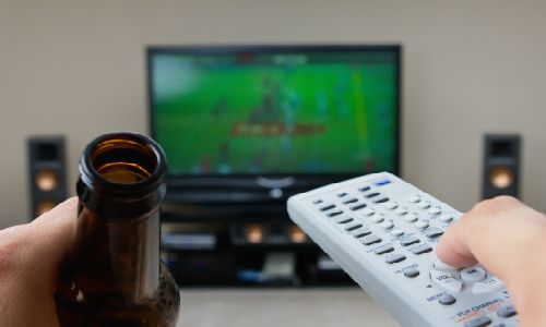 $55/month on cable television, compounded over 10 years at 7% interest, means your throwing away $9,735. How about you watch cable TV online for free?