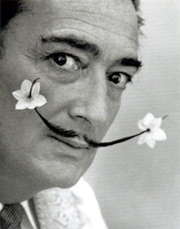 My friend: Salvador Dali, Favorite Artists, Moustache, Favorite Places, Salvadordali, Artsy Fartsi, Salvador Dalì, Salvador Dali, Flower