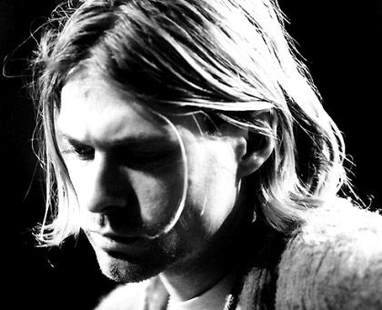 Kurt Cobain...........