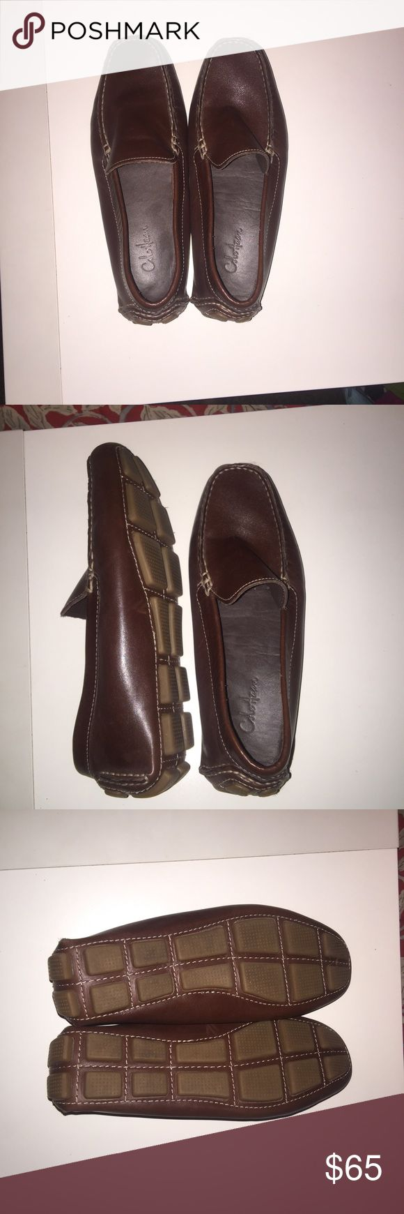 Cole Haan Loafers Cole Haan Brown drivers. Once wore once. Cole Haan Shoes Flats & Loafers