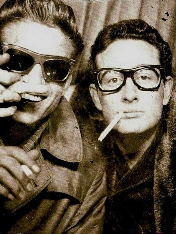 Buddy Holly et Waylon Jennings