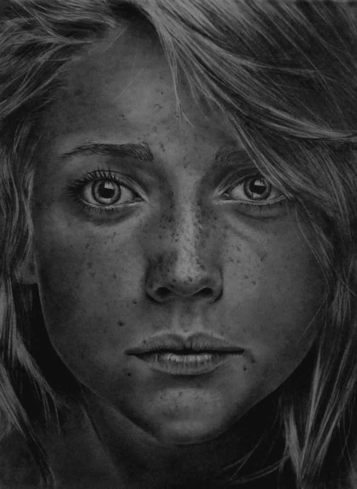 Pencil drawing by Klaudia Hajós-Tar