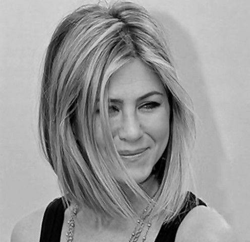 Jennifer Aniston's new hair style - 2012 Hairstyles For Medium Length Hair Style Cuts