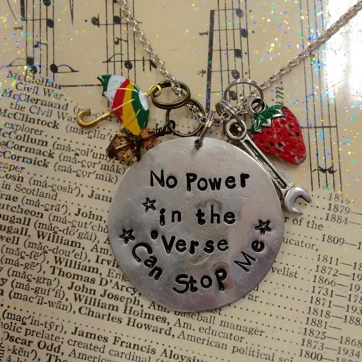 HEY BROWNCOATS!! Sparkle has shown at a record 8 shows in 7 weeks and it's all thanks to you! So today's FREE STUFF FRIDAY is this No Power In The Verse Can Stop Me charm necklace!  To win, follow @sparkledesignsgram *and* Like this post! The winner is randomly chosen tomorrow so keep an eye on this space! You can shop this necklace online too - link in bio!  #giveaway #instagramgiveaway #FreeStuffFriday #handmade  #art #jewelry #comiccon #wizardworld #firefly #serenity #kaylee #river #wash…