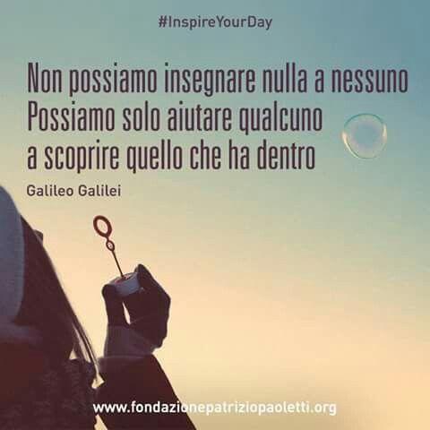 Galieo Galilei Citazioni