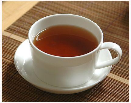 Cinnamon and Honey Tea