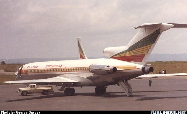 Boeing 727-260/Adv - Ethiopian Airlines   Aviation Photo #0075671   Airliners.net