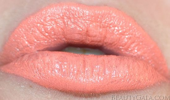 "MAC ""Sushi Kiss"" Lipstick, the perfect orange-coral for summer!"