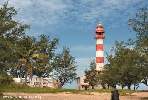 Macuti lighthouse @ Beira, Mozambique