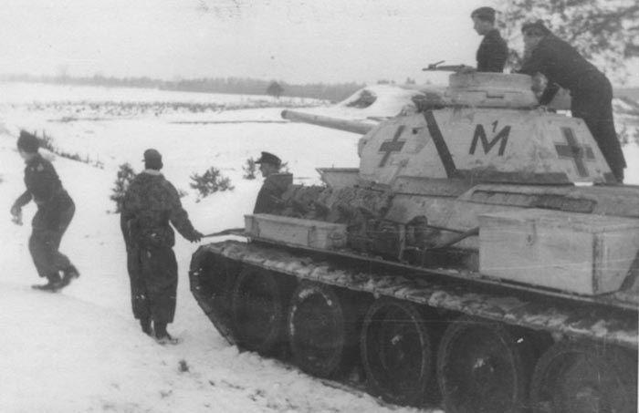 Танк из болота » Военное обозрение