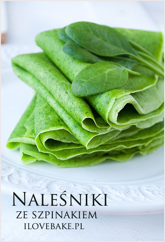 Spinach crepes #recipe