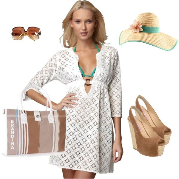 BRANDINA onto St. Tropez Style!, created by brandina-charleston on Polyvore