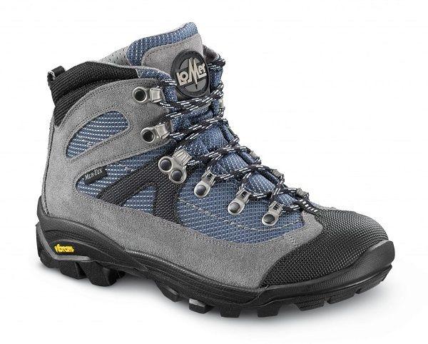 Мъжки туристически обувки Lomer Fieммe MTX в сив цвят с влагоотблъскващата и дишаща мембрана