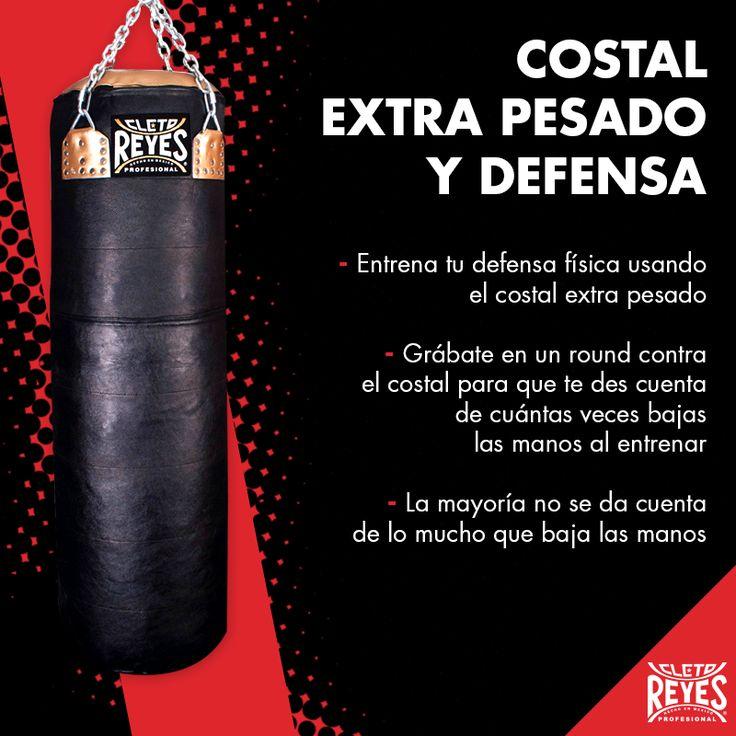 Costal extra pesado. #CletoReyes #costal #punchingbag #TeamCletoReyes #box