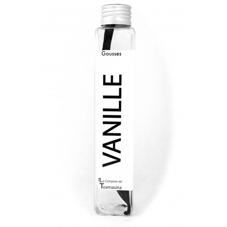Recette gateau vanille de madagascar