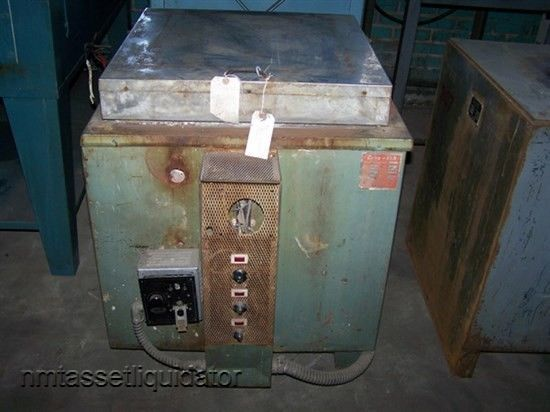 """DYNA KILN H8800 INDUSTRIAL OVEN 18"""" x 18"""" x 18"""" CHAMBER """"AS-IS"""""""