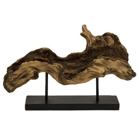 Driftwood Sculpture. I have the perfect piece of driftwood for this