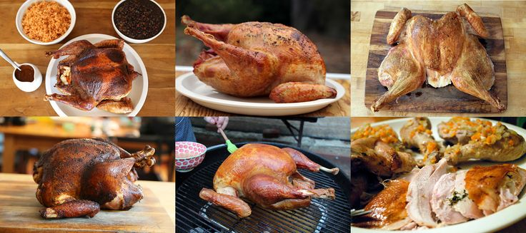 Thanksgiving Guide: How To Prepare Turkey Six Different Ways