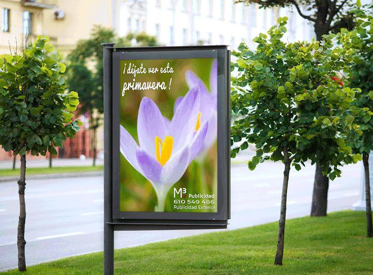 ¡ Déjate ver esta primavera ! M3 Publicidad 610549486