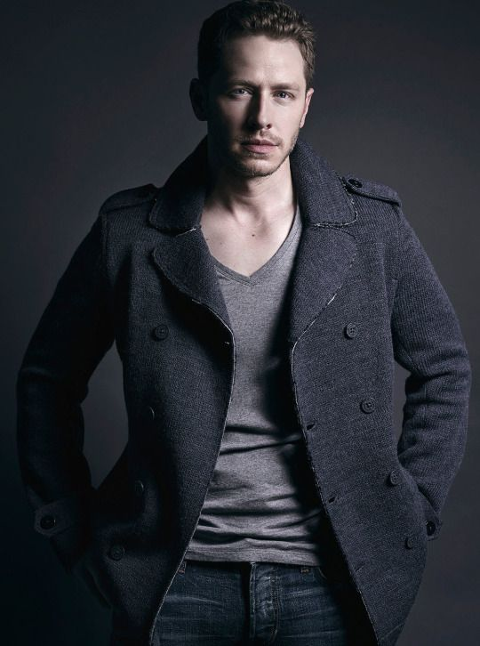Josh Dallas - Arwas photoshoot