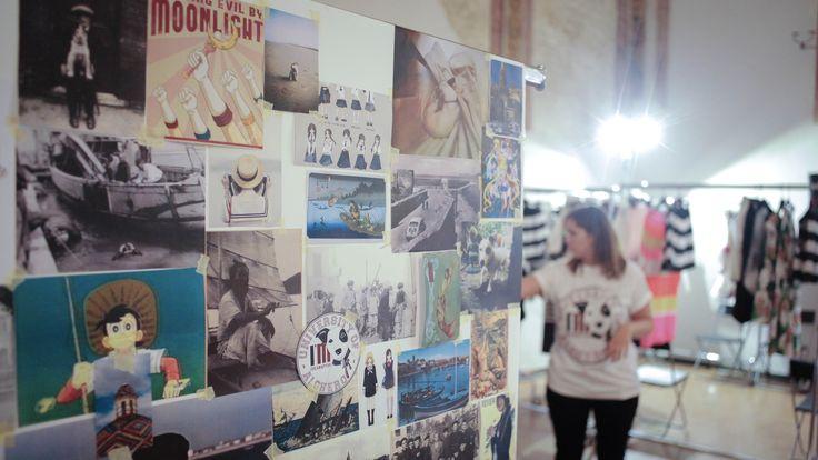 Making of I'M Isola Marras SS15 Fashion Show