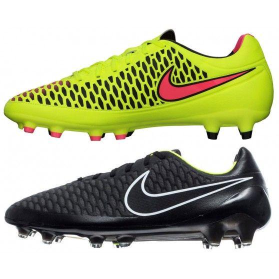 Op de Magista Orden FG 651329 #voetbalschoenen van #Nike is aan de voor en zijkant een reliëf geplaatst voor meer balgevoel. #dws