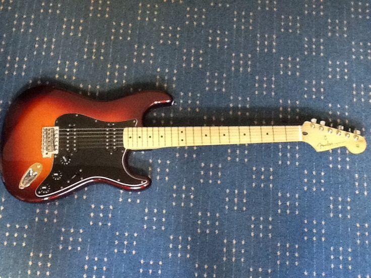 Fender Stratocaster. (Te Koop)