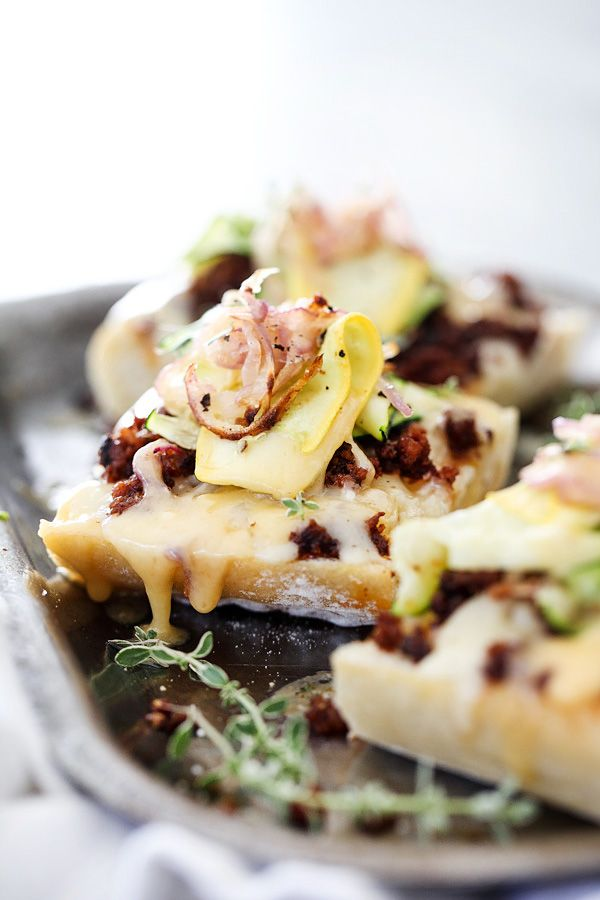Summer, Zucchini and Toast on Pinterest