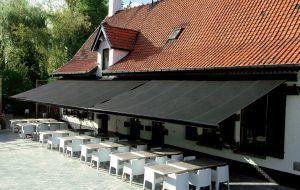 Terrasse markiser - Living Art - Gardinløsninger efter mål