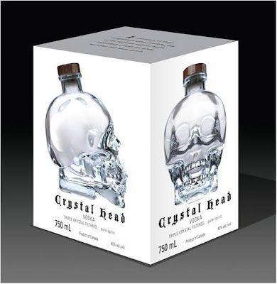 Nostalgia and Now: Crystal Head Vodka