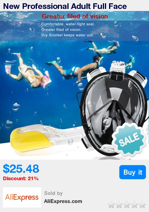 New Professional Adult Full Face Diving Mask Comfortable Waterproof Underwater Diving Mask Anti Fog Full Face Diving Mask top * Pub Date: 17:30 Jul 10 2017 http://www.deepbluediving.org/dry-vs-semi-dry-vs-wet-snorkel/