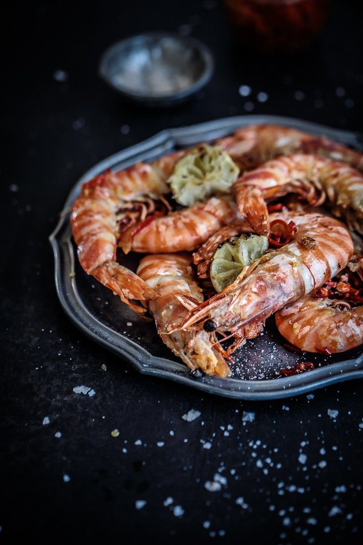 Garlic Chilli Prawns with Charred Lime | Food Styling | Anisa Sabet | The Macadames-146-138