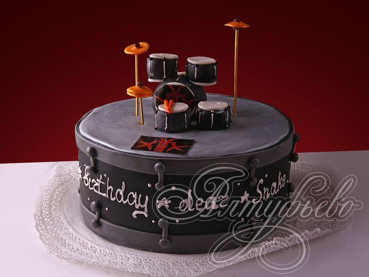 Подарочный торт ударнику № 497