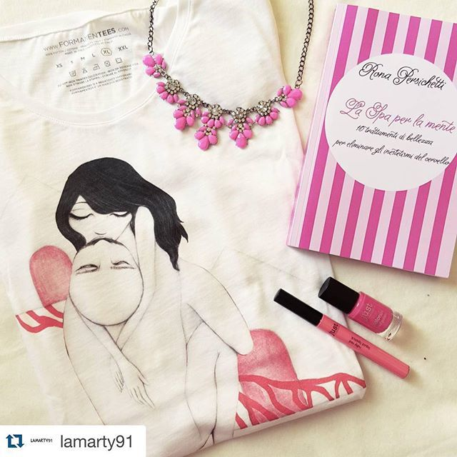 #Repost @lamarty91 ・・・ Uno scatto in rosa per Lamarty91. #tshirt #fashion #pink #thinkpink #love #positive #outfit #outfitoftheday #igersitalia #fashiongram #fashionpost - See more at: http://iconosquare.com/viewer.php#/detail/1137638724616758959_1193195168