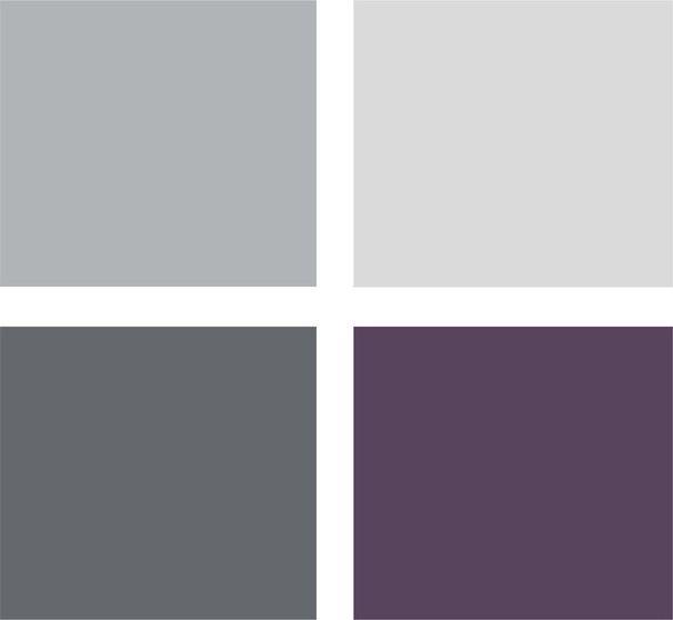 Best 25 plum color palettes ideas on pinterest plum for Grey color palette names