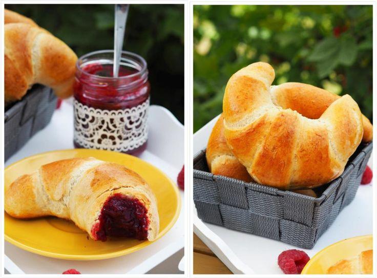Dinkel-Frühstückshörnchen-ohne-Zucker-Butter-Thermomix